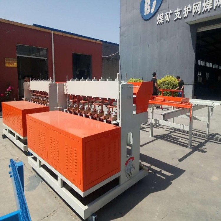 昆明隧道钢筋网排焊机  支护网焊网机  排焊机生产 厂家现货
