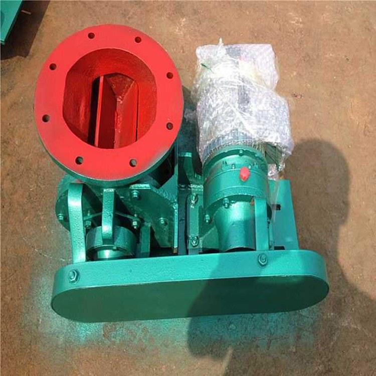 恒业专业定制 耐高温不锈钢 碳钢星型卸料器方口星型卸料器圆口卸料器