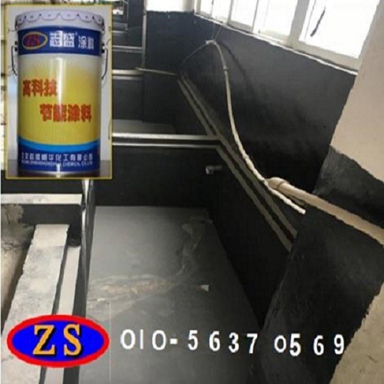 水泥沉降池防腐涂料  ZS-1034 耐酸碱防腐涂料