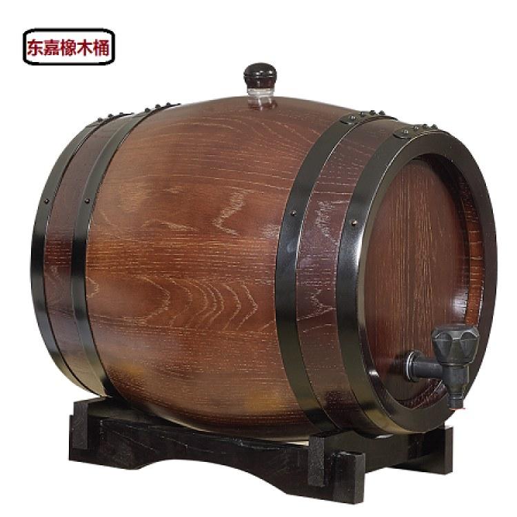原木橡木桶制作定制 兄弟橡木桶制作厂