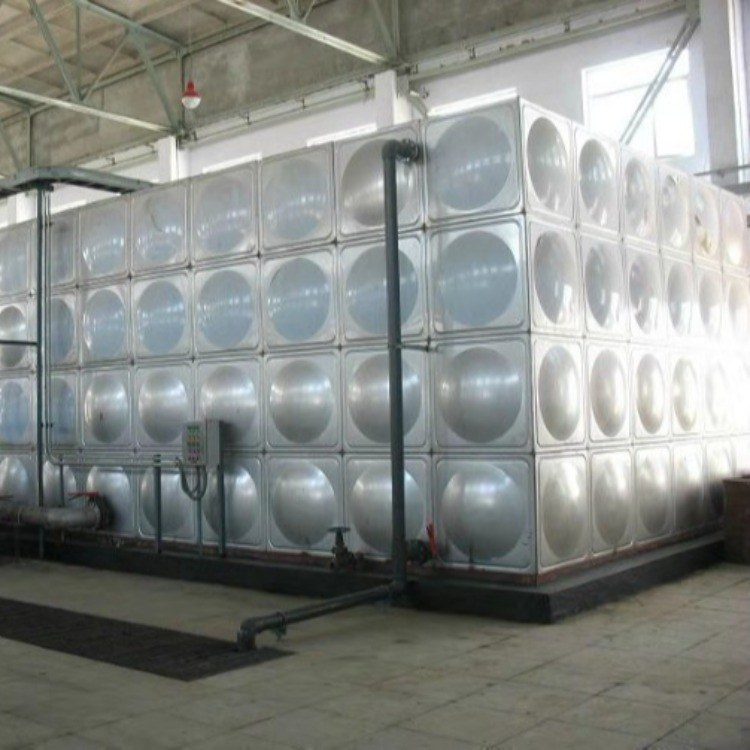 不锈钢水箱 镀锌钢板消防式 生活饮用式 组合式 方形式 地埋式 屋顶式