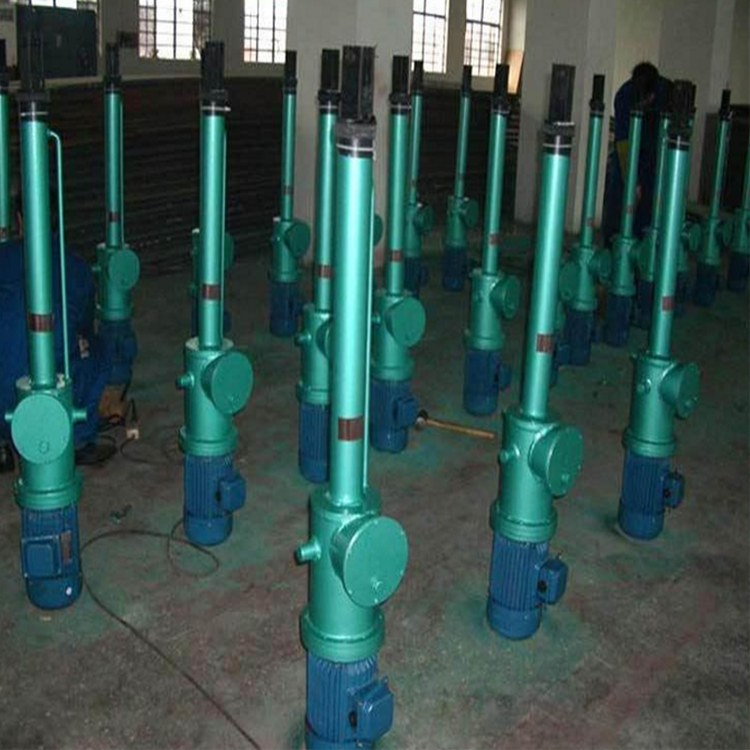 程煤电液推杆 分体式平行式电液操作杆   工业电液推杆厂家直销
