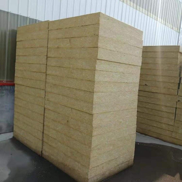 山东岩棉板厂家直销 外墙玄武岩保温板 岩棉复合保温板恒富现货批发