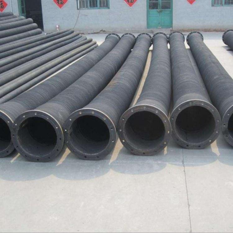 煤矿工地高压排水胶管 100 152mm 高压钢丝吸排水胶管 耐高压
