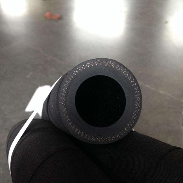 喷砂机用风压喷砂除锈耐磨胶管 高耐磨喷砂胶管