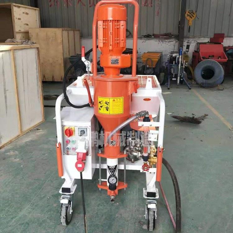 新型全自动快速砂浆喷涂机 多功能防火涂料喷涂机  喷浆机