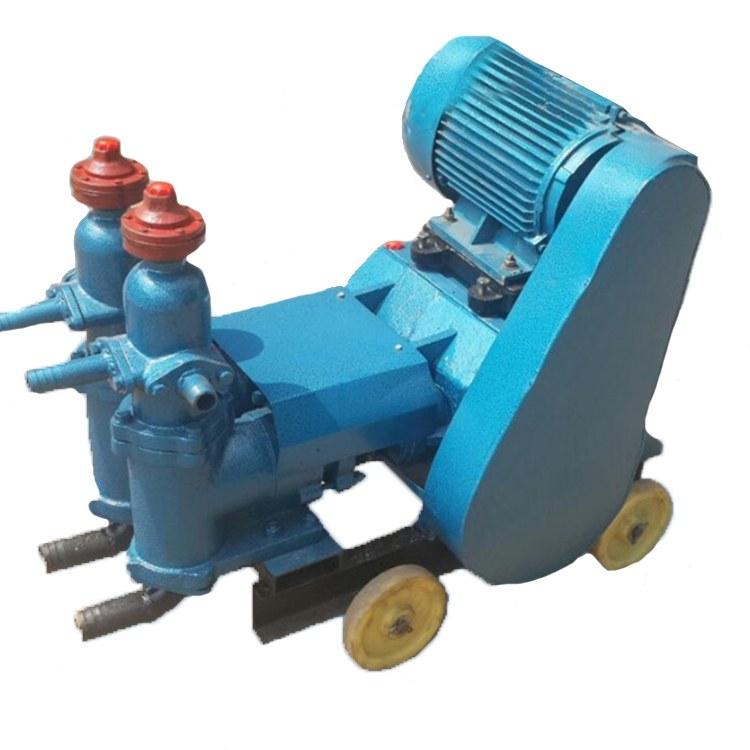 程煤WSB-6型双缸活塞泵 地基加固注水泥浆砂浆注浆泵 活塞式灌浆机直销