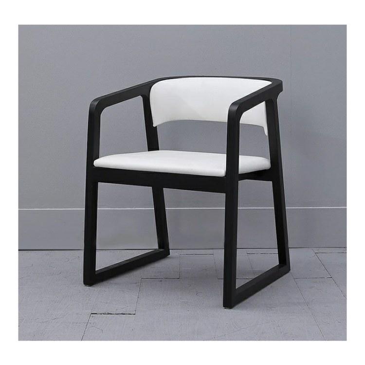 北欧白蜡木休闲椅生产批发找顺爱装饰  工厂直销  量大从优  家具可来图定做