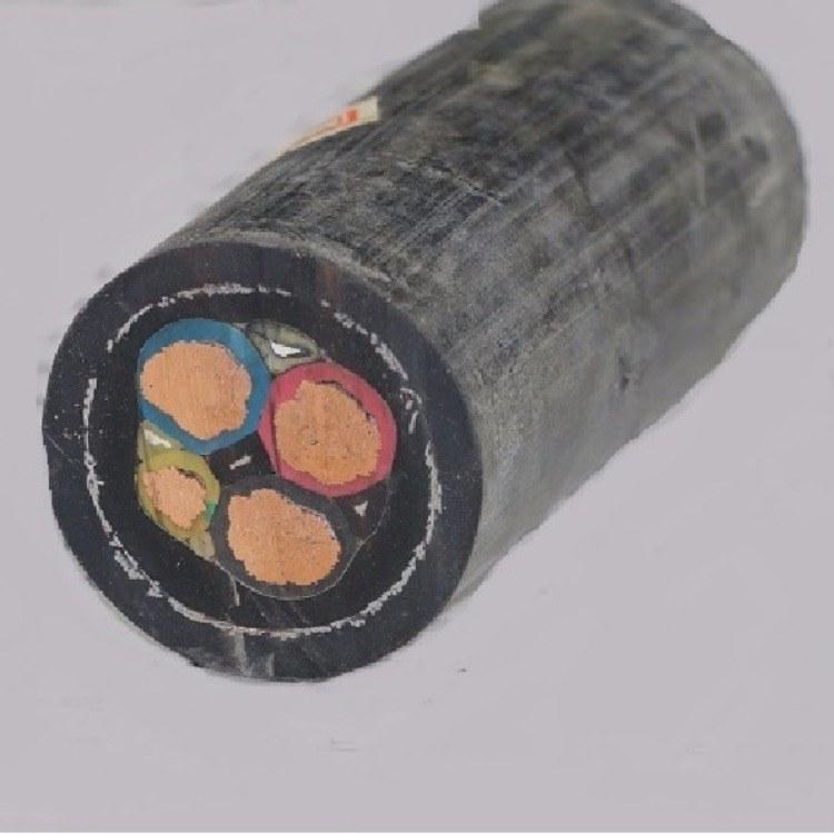 环助供应 港口矿山机械/电动铲运机  聚氨酯双层护套卷筒电缆3*35+1*10 耐划伤 耐磨