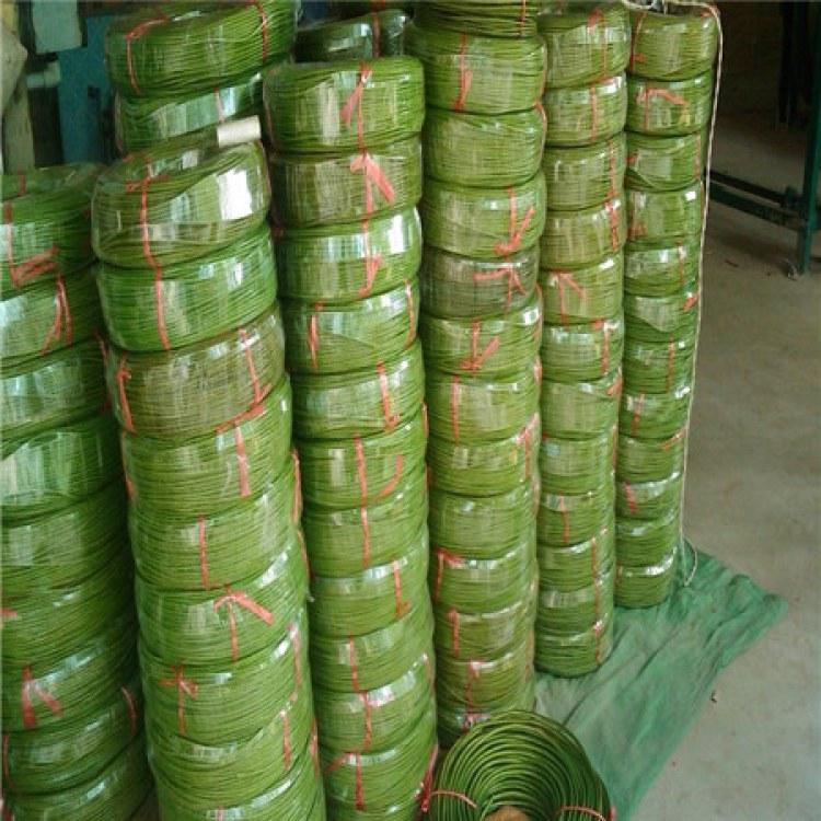 德力生产 磨床用不锈钢钢丝绳 机床耐磨钢丝绳加工涂塑