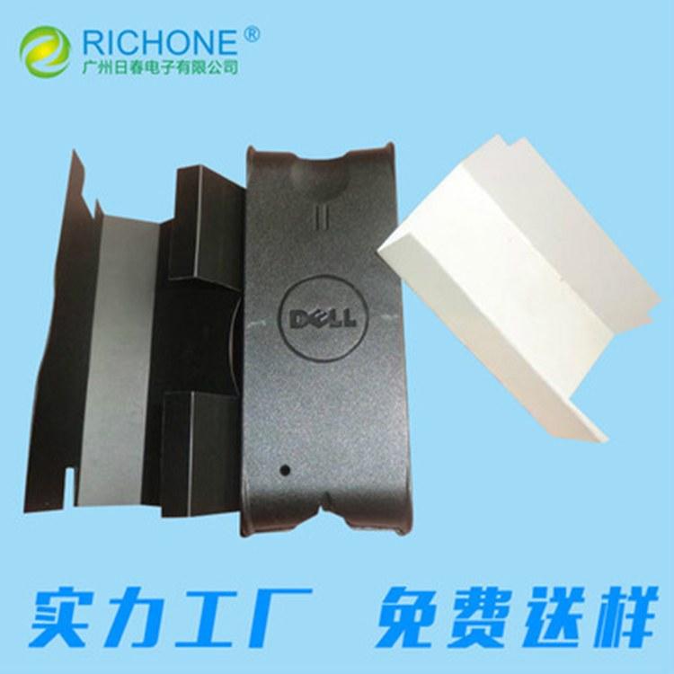 厂家直销 背胶透明绝缘片 透明导热绝缘片 电池绝缘片定制