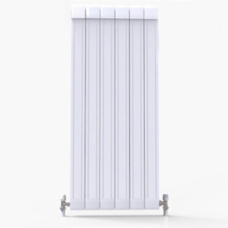 欧格宝暖气片85x75家用水暖散热片壁挂式集中供暖供热铜铝复合客厅卧室