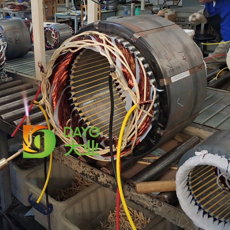 焊接电机漆包线 焊机 加水插电即可 常州大业能源科技