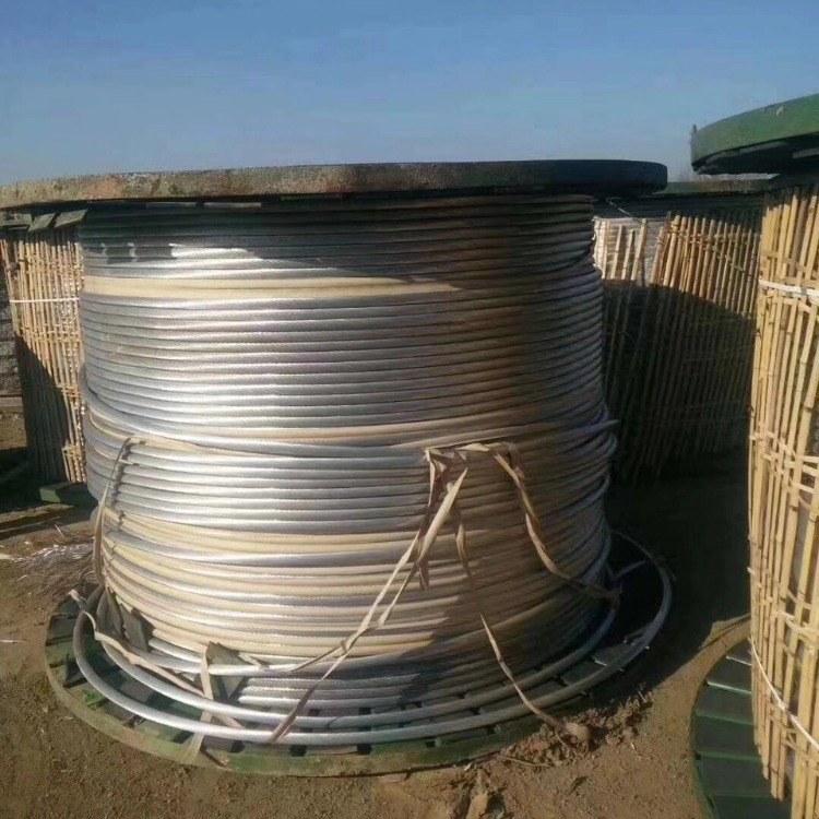 济南二手电缆回收厂家 电力工司施工电缆在线报价