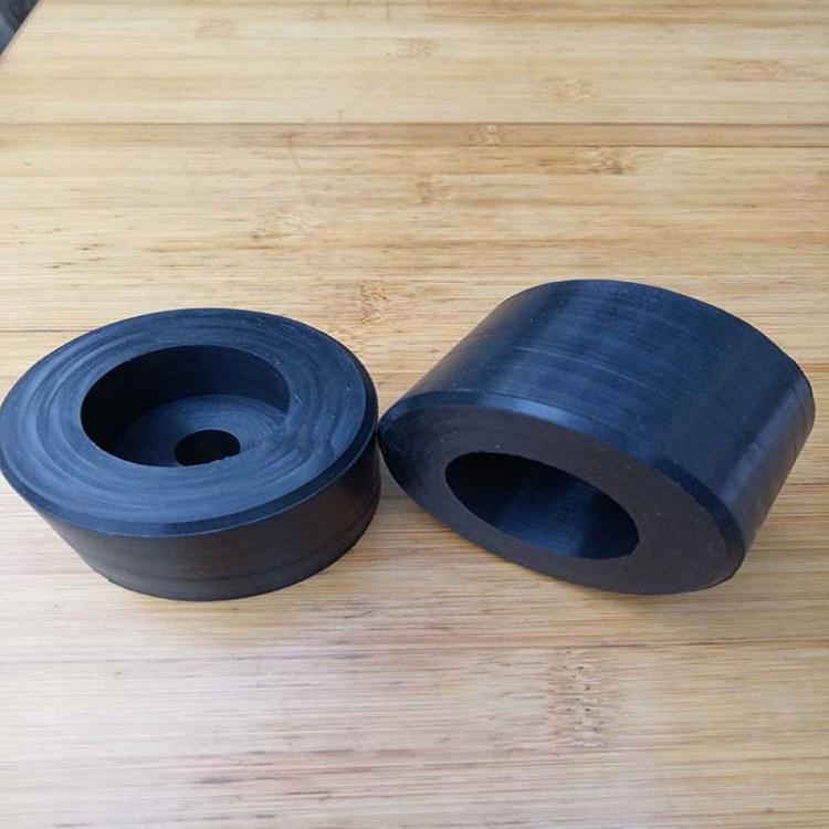 直供热销 橡胶墩、柱 弹簧减震橡胶柱 耐磨 加工定制