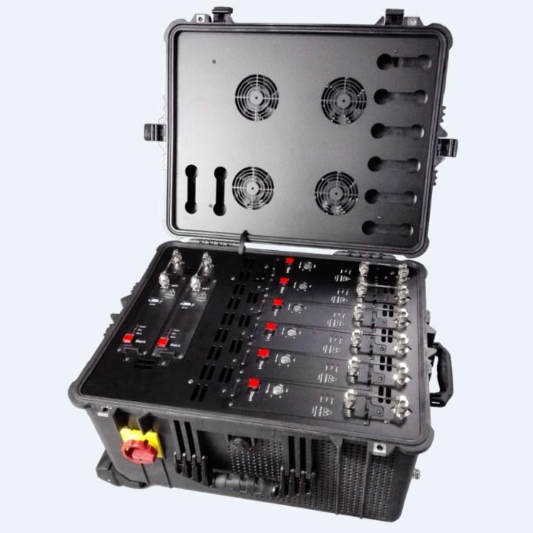 JYS-DP8001大功率拉杆箱式信号干扰仪