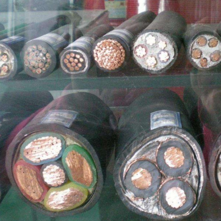 聊城电缆回收工厂价格 报废电缆高价回收