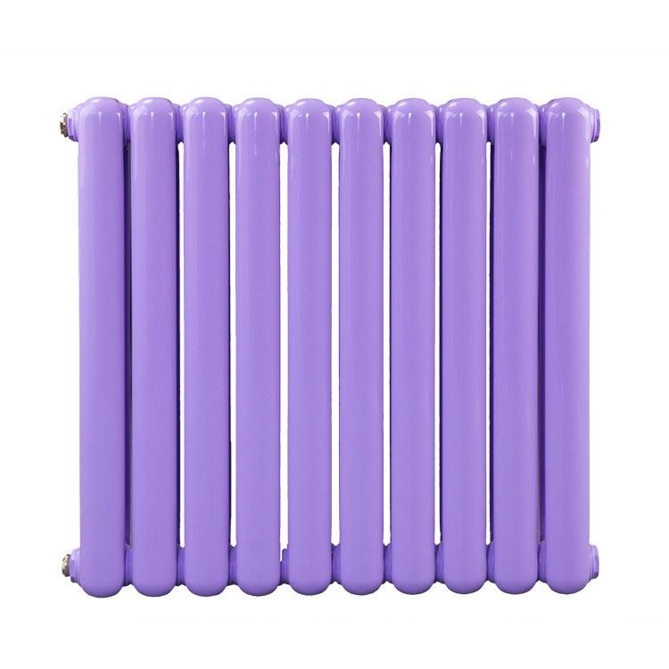 欧格宝 暖气片钢制 家用水暖散热器 壁挂式自采暖散热钢60方圆