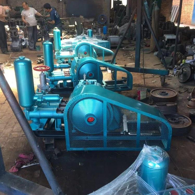 程煤矿用变量泥浆泵 BW250泥浆泵  双液变量机械泵直销
