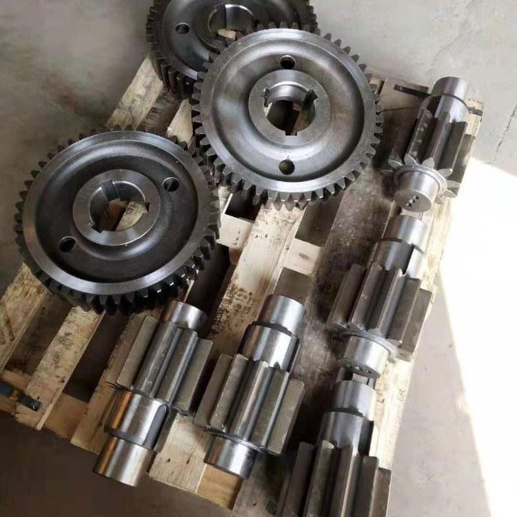 山推原厂配件  推土机全车件 SD16边检齿轮 16y-18-00036