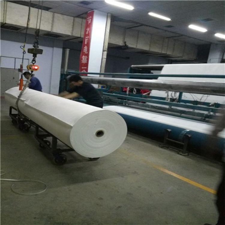 生产厂家规格齐全中德利烧毛土工布厂家报价合理公道质量保障