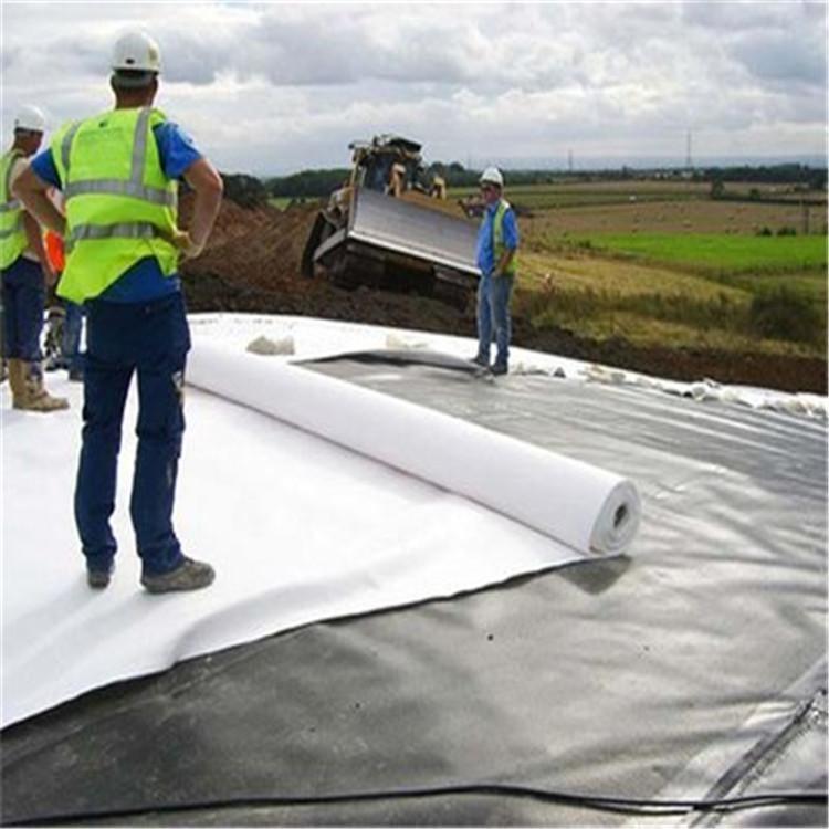 短纤针土工布厂家价格批发价格路面养护短纤针土工布