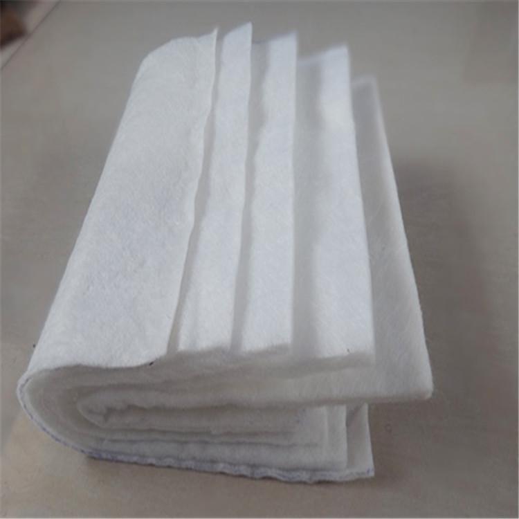 短纤针刺土工布质优价廉全国热销路面养护短纤针刺土工布