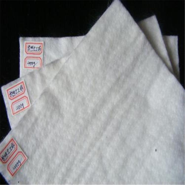 反滤土工布厂家热销价格低廉路面养护反滤土工布