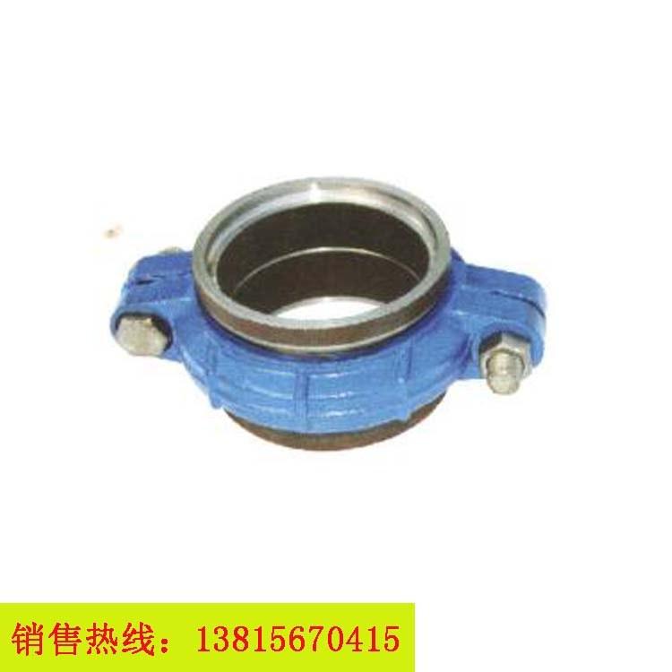 东方管件-KRJ卡箍式柔性管接头 KRJ卡箍式柔性管接头厂家