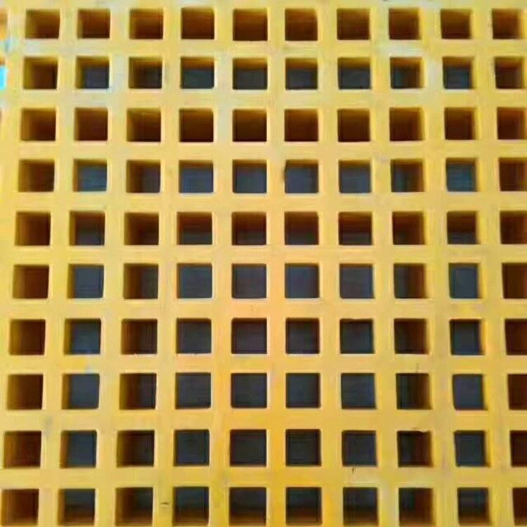 河北湘泰 十字槽格栅 玻璃钢洗车房网格板 微孔十字槽格栅 玻璃钢洗车房网格板