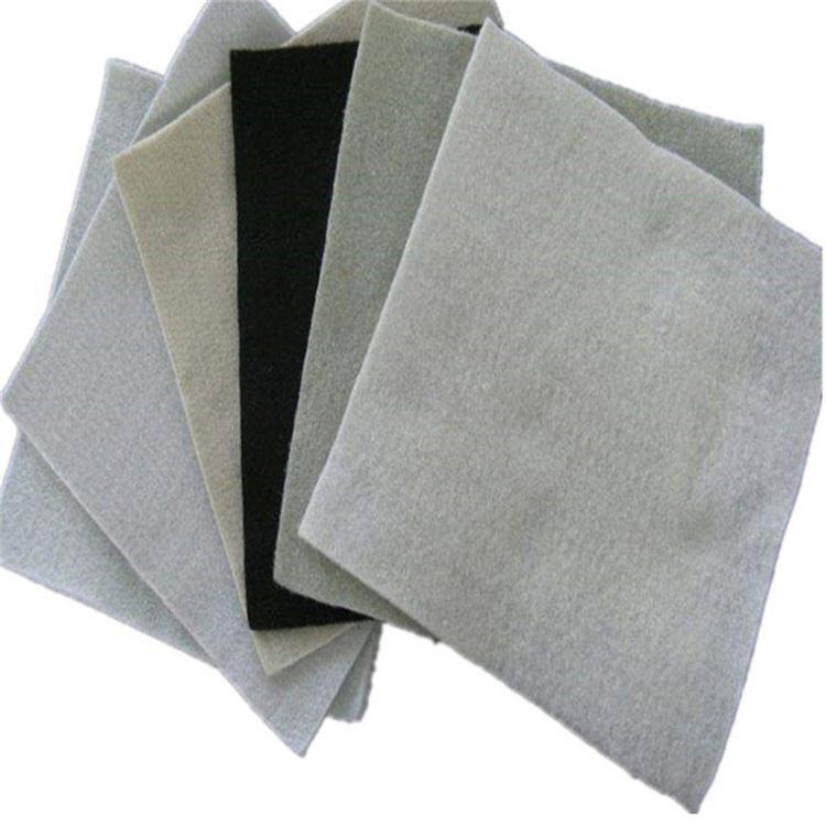 材质轻耐磨损中德利涤纶土工布土工布价格厂家批发布膜