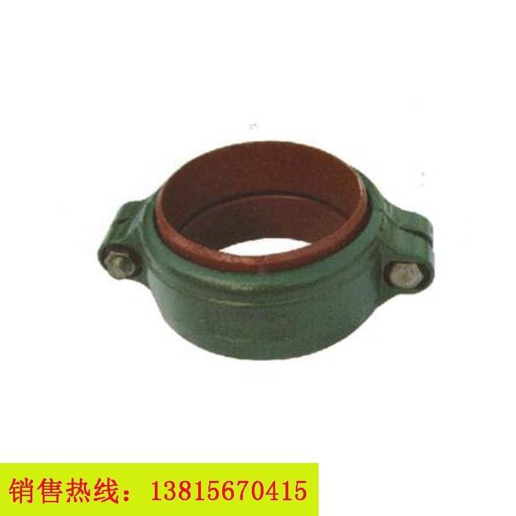 东方管件-KRH卡箍式柔性管接头 KRH卡箍式柔性管接头厂家