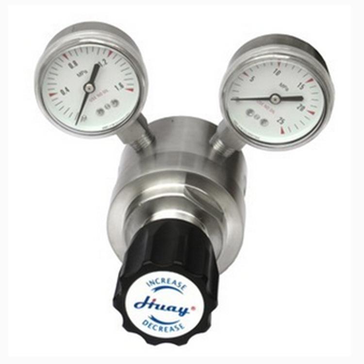 气体减压阀仪器校准操纵机能与注重事变