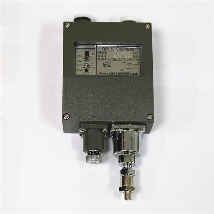 仪器检定压力节制器若何装置