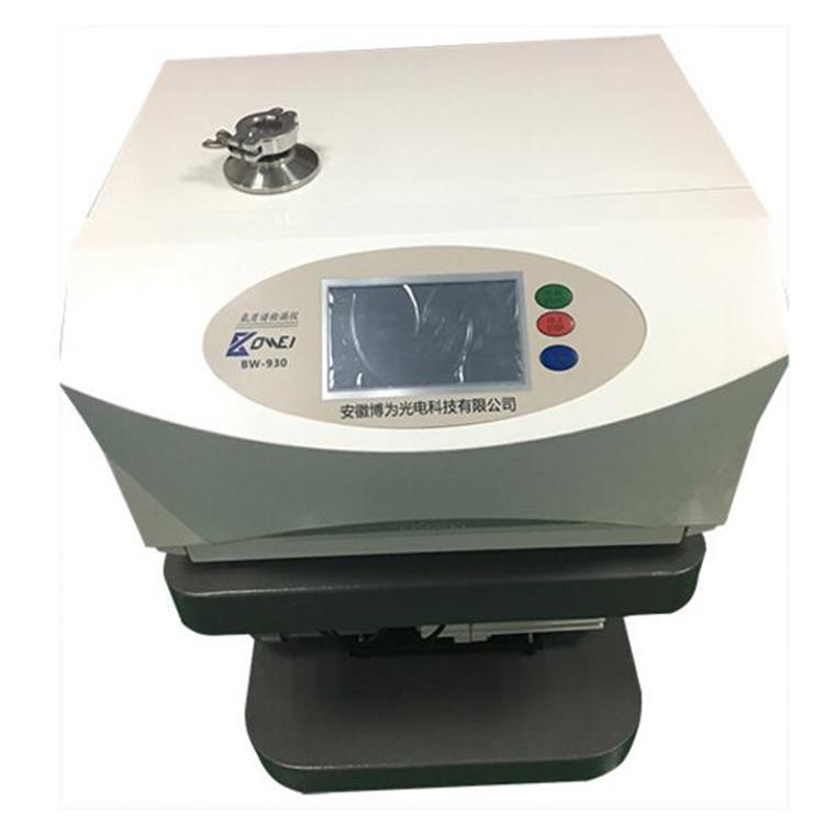 氦质谱检漏仪计量检测利用体例