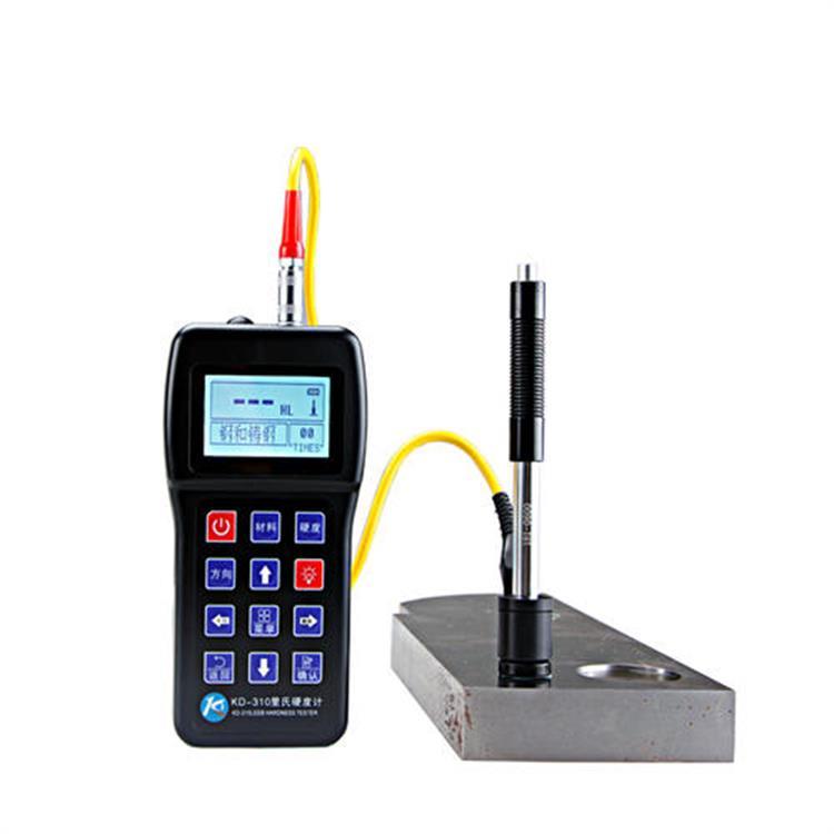 里氏硬度计仪器校准硬度阐发工艺体例