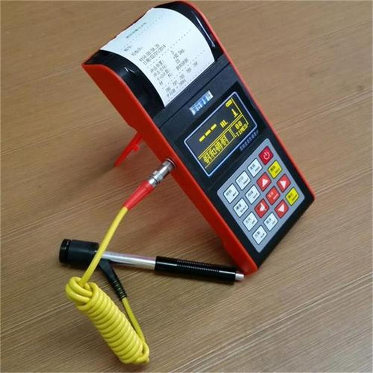 里氏硬度计仪器校准检验处置步骤