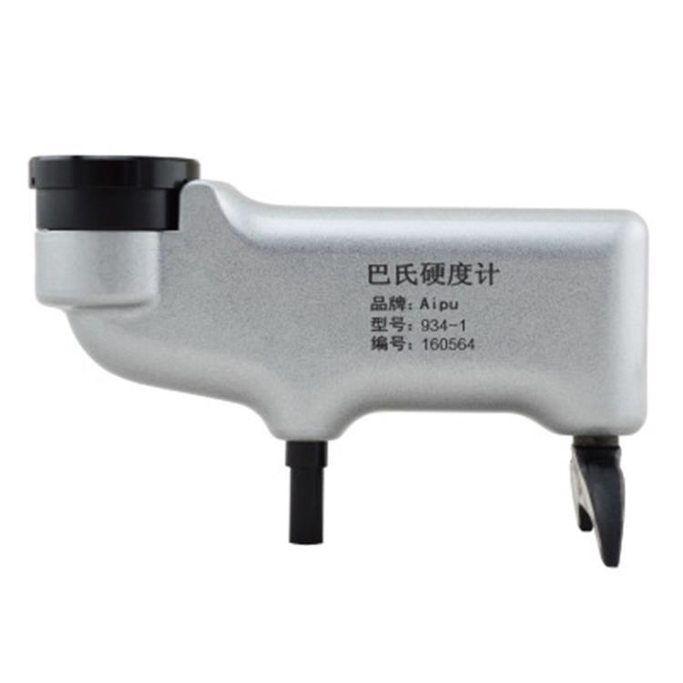 巴氏硬度计仪器检测利用操纵步骤