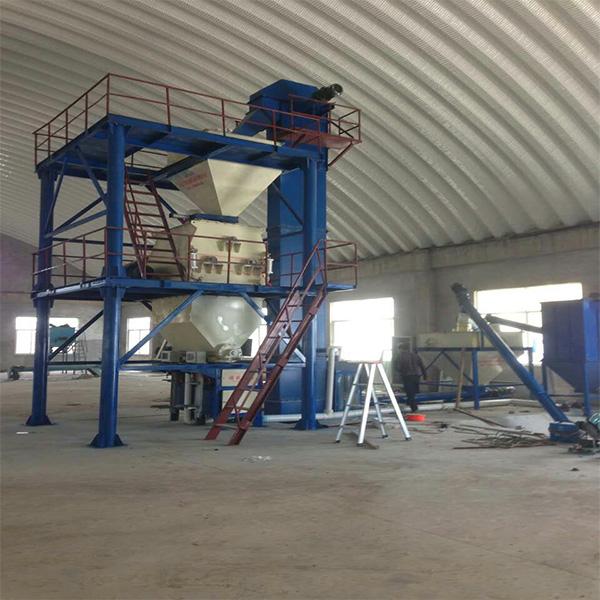 供应干粉砂浆生产线原产地 ZY/振源 销售干粉砂浆生产线用途