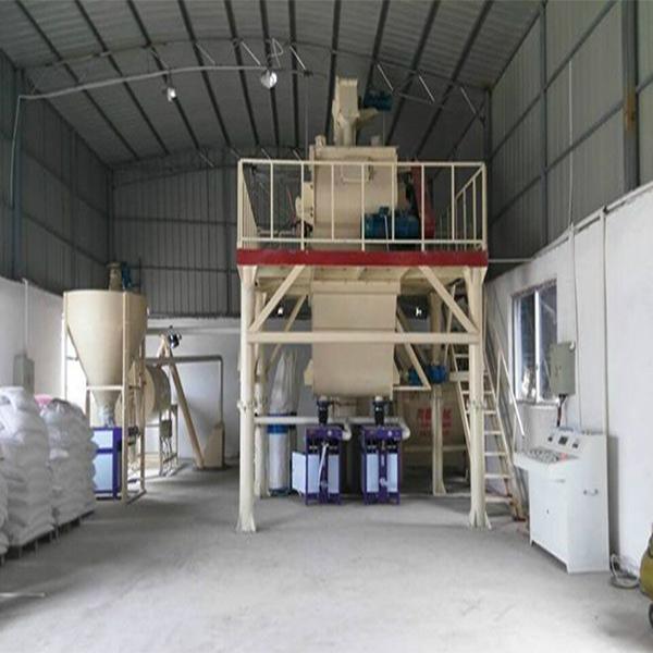 ZY/振源 设计干粉砂浆搅拌机原产地 供应干粉砂浆搅拌机图片