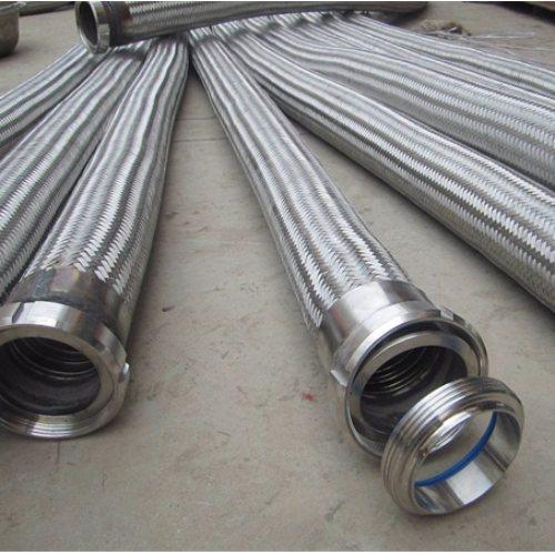涂塑消防金属软管公司 鑫驰规格全 涂塑消防金属软管