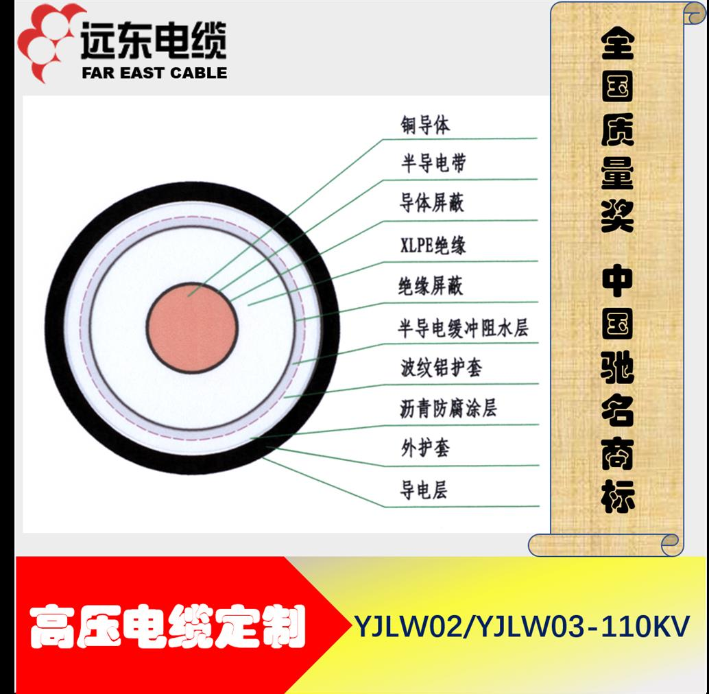 广西远东电力电缆价格咨询 YJV YJV22 畅销30年 口碑爆棚