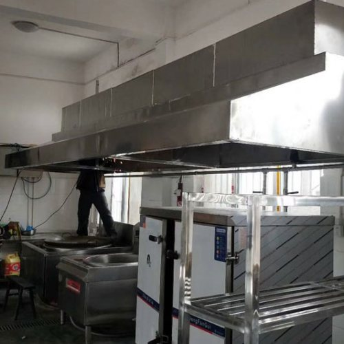上海厨房排油烟公司 净览暖通 上海厨房排油烟