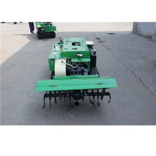 自走式旋耕机 高密旋耕机公司 履带自走式旋耕机多少钱 益丰