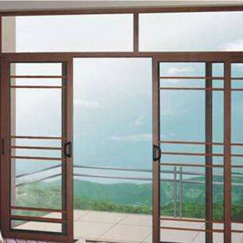 三朵云门窗 上悬式断桥铝合金门窗厂家 封阳台断桥铝合金门窗