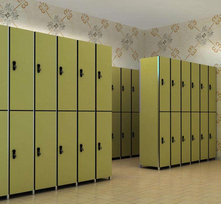 石家庄大众浴池更衣柜多少钱 运融新材料