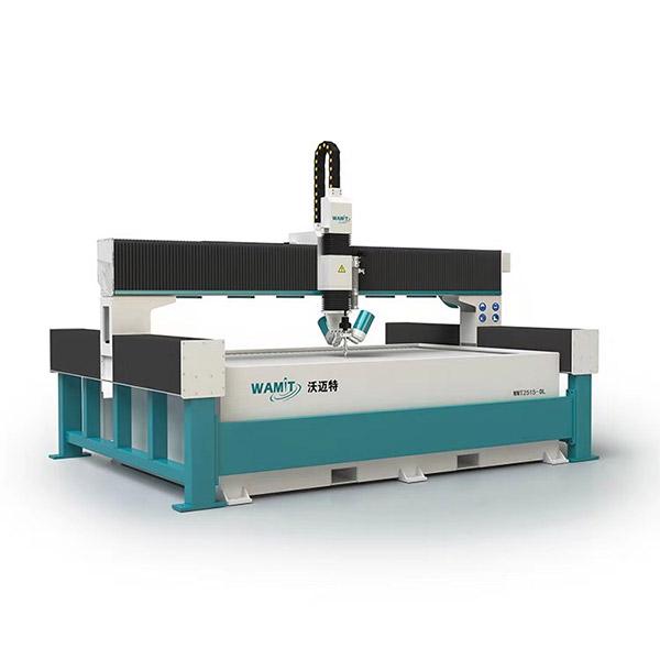 沃迈数控 超高压水切割机制造商 复合材料水切割机报价
