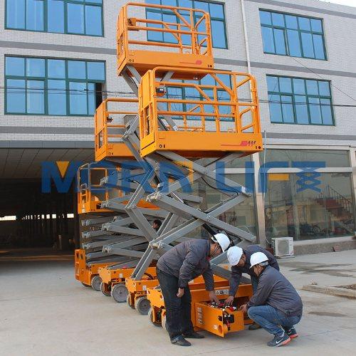 钧迈机械 西藏自行式高空作业车定做 青海自行式高空作业车便宜