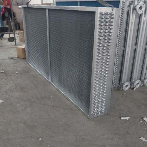 万冠空调 品质2排管表冷器标准 邯郸2排管表冷器安装