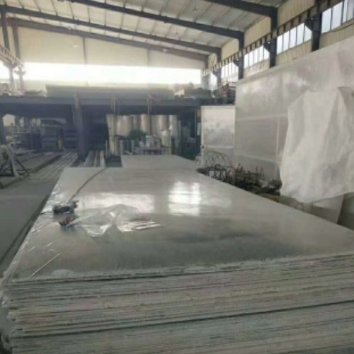 地面防腐铺贴玻璃钢板材 金五环建材 鱼池玻璃钢板材规格